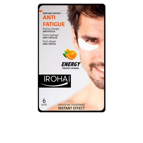 Iroha Nature Anti Fatigue Hydrogel Patches Vitamin C 6 Units