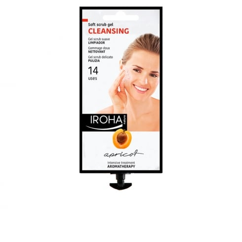 Iroha Nature Cleasing Gel Apricot 14 Uses