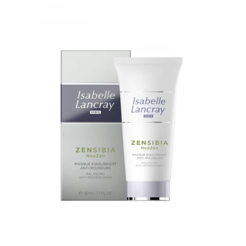 Isabelle Lancray Zensibia Neozen Balancing Anti Redness Mask 50ml