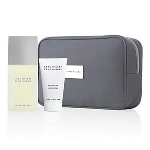 Issey Miyake Homme 125ml/75ml Shower Gel and Bag