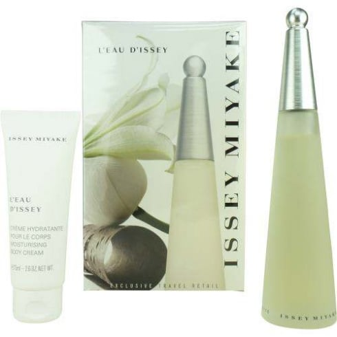 Issey Miyake L'Eau D' Issey 100ml EDT/75ml Body Lotion