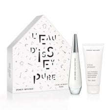 Issey Miyake Leau D Issey Pure Edt 50ml - Body Lotion 100ml