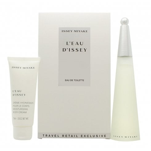 Issey Miyake L'eau d'Issey Gift Set 50ml EDT + 7.5ml EDT