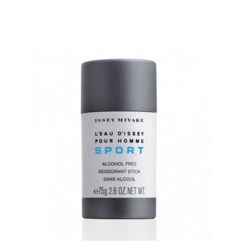 Issey Miyake L'Eau D'Issey Homme Sport Deodorant Stick Alcohol Free 75g