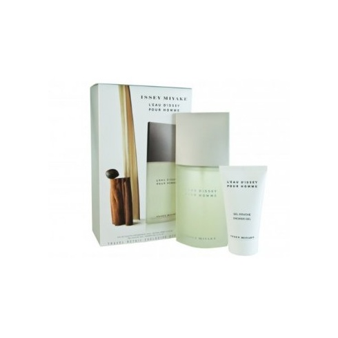 Issey Miyake L'Eau d'Issey Pour Homme Gift Set 125ml EDT Spray
