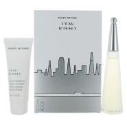Issey Miyake L'eau D'issey Travellers Exclusive Gift Set (50ml EDT Spray - 75ml Body Lotion)