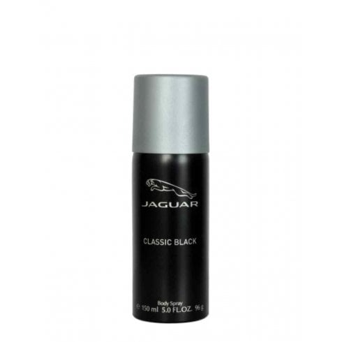 Jaguar Classic Black Deo 150ml Spray