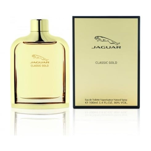 Jaguar Gold EDT 100ml Spray