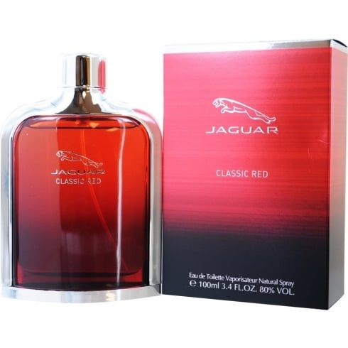 Jaguar Red EDT 100ml Spray