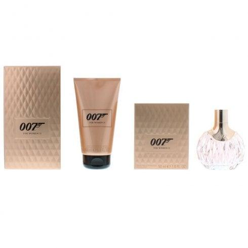 James Bond 007 For Woman Ii EDP 50ml & Bl 150ml