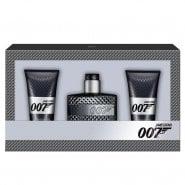 James Bond 007 for Women Gift Set 50ml EDP + 50ml Shower Gel + 50ml Body Lotion