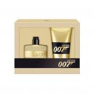 James Bond 007 Gold Gift Set 50ml EDT Spray + 150ml Shower Gel