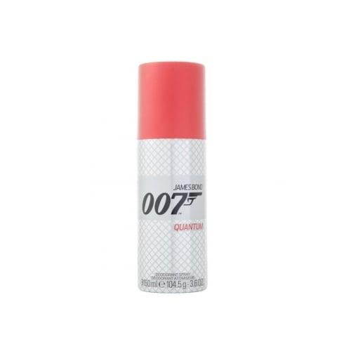 James Bond 007 Quantum Deodorant Spray 150ml