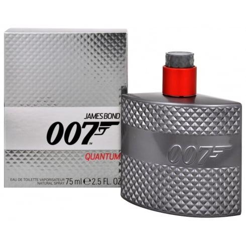 James Bond 007 Quantum EDT 75ml Spray