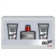 James Bond 007 Quantum Gift Set 50ml EDT + 150ml Shower Gel