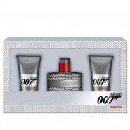 James Bond 007 Quantum Gift Set 50ml EDT + 2x 50ml Shower Gel