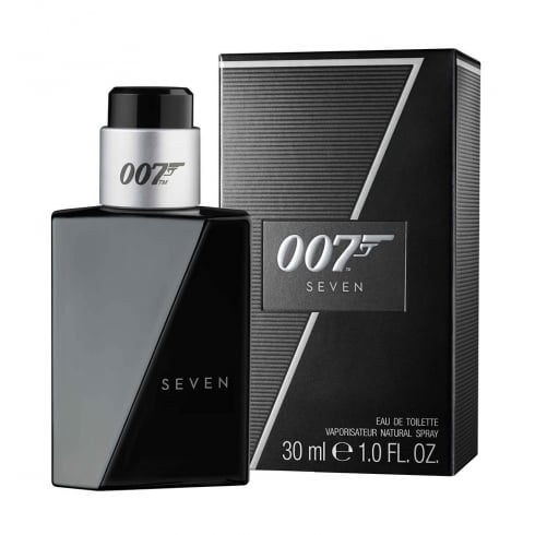 James Bond 007 Seven EDT 30ml Spray