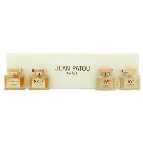 Jean Patou 1000 Gift Set - 4x 5ml