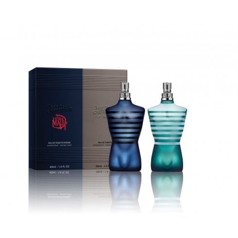 Super Jean Paul Gaultier Jean Paul Gaultier Duo Gift Set 40ml Le Male DY-47