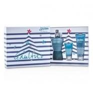Jean Paul Gaultier Le Male Gift Set 125ml EDT + 75ml Shower Gel + 75ml Aftershave Balm