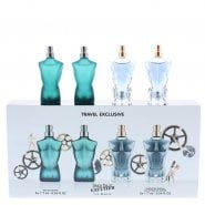 Jean Paul Gaultier Le Male Gift Set 2 x 7ml EDT + 2 x 7ml Essence de Parfum
