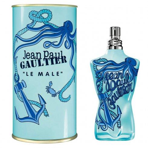 Jean Paul Gaultier Le Male Summer Cologne 2014 125ml