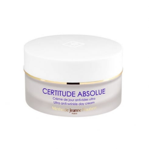 Jeanne Piaubert Certitude Absolue Anti Wrinkle Day Cream 50ml