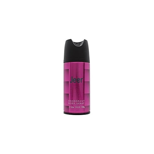 Jeer Original Deodorant Body Spray 150ml