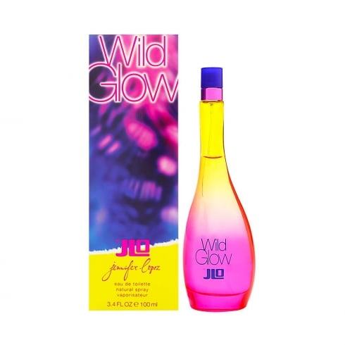 Jennifer Lopez JLO WILD GLOW EDT 100ML SPRAY