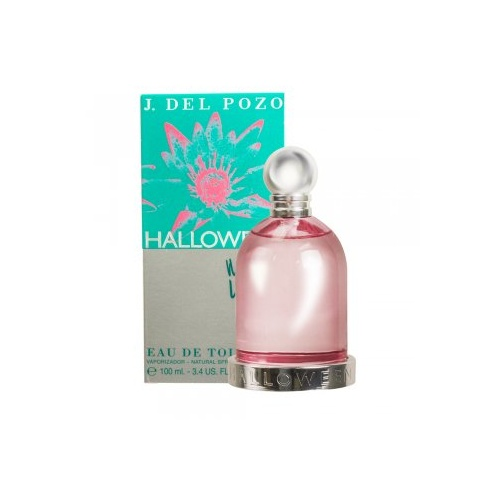 Jesus Del Pozo Halloween Water Lilly 100ml EDT Spray