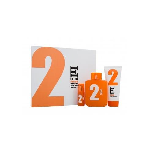 Jigsaw Edition 2 Gift Set 100ml EDT + 150ml Body Lotion + 10ml EDT