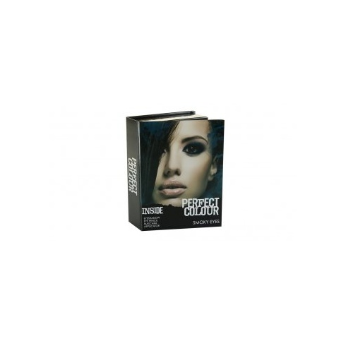 Jigsaw Perfect Colour Smoky Eyes Make Up - 8 Pieces