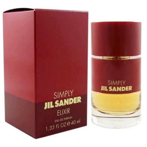 Jil Sander Jil San Simply Elixir Edp 40ml