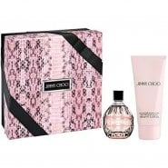 Jimmy Choo Illicit Flower EDT 100ml& B/L 100 & S/G 100ml