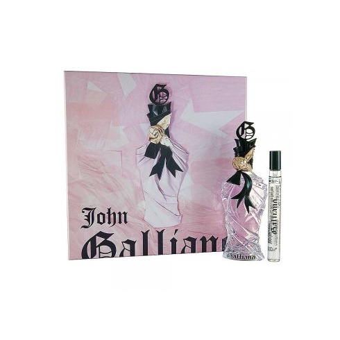 John Galliano Gift Set 60ml EDT Spray + 10ml EDT Purse Spray