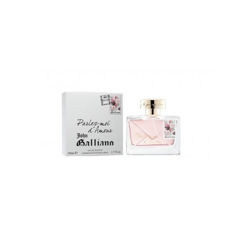 John Galliano Parlez-Moi d'Amour 50ml EDT Spray
