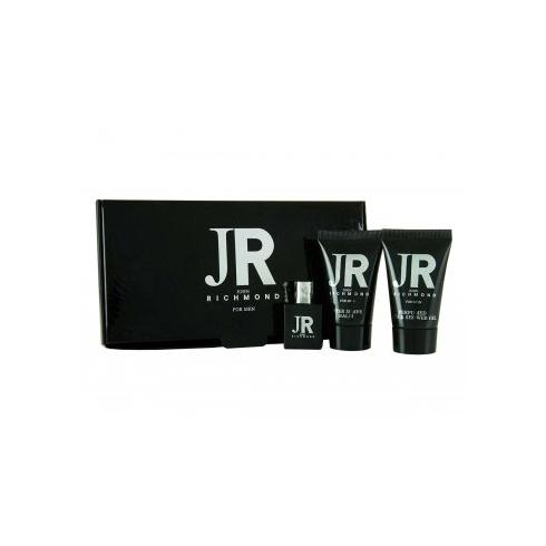 John Richmond 4.5ml Mini Set - NFS 4.5ml EDT + 25ml Shower Gel + 25ml Aftershave Balm