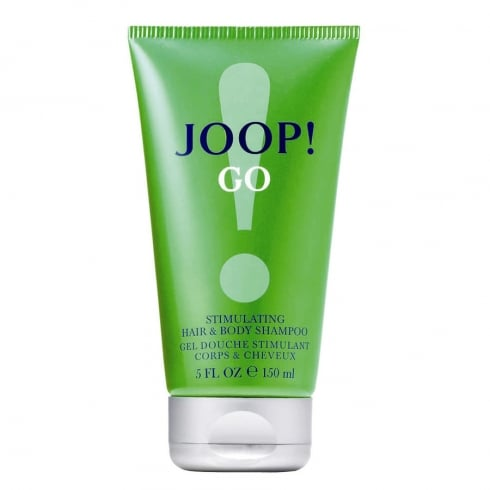 Joop Joop! Go 150ml Hair & Body Shampoo