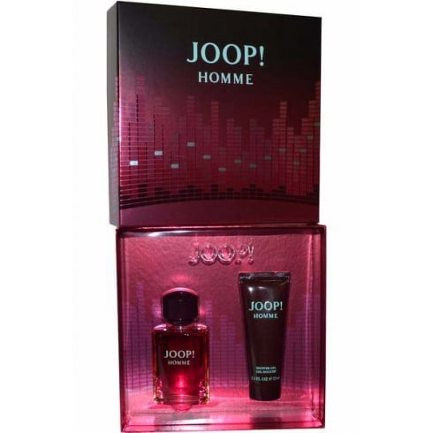 Joop Homme 75ml EDT Spray/75ml Shower Gel