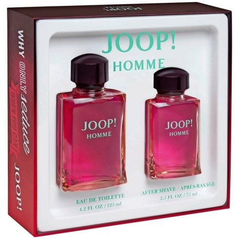 Joop Homme Edt 125ml And After Shave 75ml
