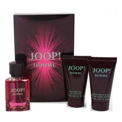 Joop Joop! Homme Gift Set 30ml EDT + 50ml Shower Gel + 50ml Aftershave Balm