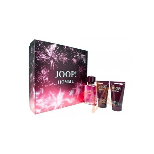 best selling on feet images of new products Joop Joop Homme Gift Set - EDT 75ml + Shower Gel 50ml + Aftershave Balm 50ml