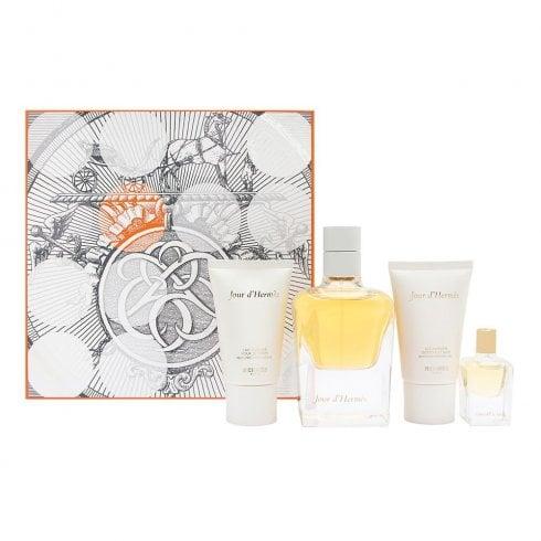 Hermes Jour D Hermes Edp 85ml - Body Lotion 30ml - Shower Gel 30ml