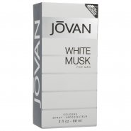 Jovan White Musk for Men 88ml Cologne Spray