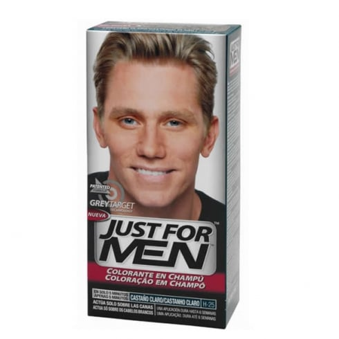 Just For Men shampoo-in haircolor Light Brown 66ml