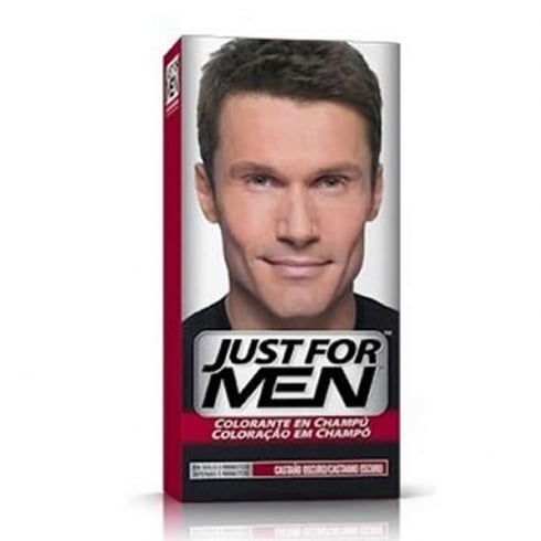 Just For Men Shampoo-in Haircolor Medium Brown 66ml