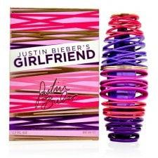 Justin Bieber Girlfriend 100ml EDP Spray
