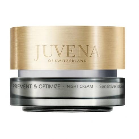 Juvena Prevent And Optimize Night Cream Sensitive Skin 50ml