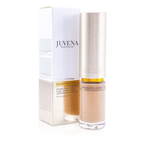 Juvena Rejuvenate Correct Delining Tinted Fluid Natural Bronze 50ml