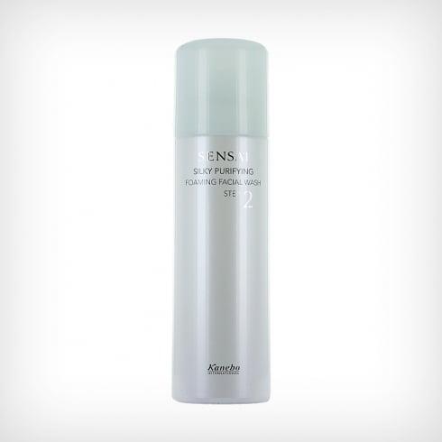 Kanebo Cosmetics Sensai Silky Purifying - Step 2 Foaming Facial Wash 150ml